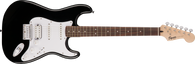 Fender Squier Bullet® Stratocaster® HT HSS, Laurel Fingerboard, Black