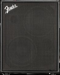 Fender Rumble™ 210 Cabinet (V3), Black/Black