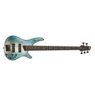 Ibanez 5-String SR Premium Electric Bass (Caribbean Shoreline Flat)