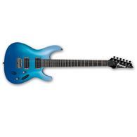 Ibanez S521OFM Electric Guitar Ocean Fade Metallic