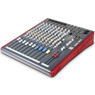 Allen & Heath ZED-12FX 12-channel Mixer with USB Audio Interface and Effects