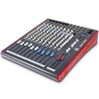 Allen & Heath ZED-14 12-channel Mixer with USB Audio Interface