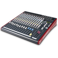 Allen & Heath ZED-16FX 16-channel Mixer with USB Audio Interface and Effects
