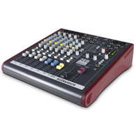 Allen & Heath ZED60-10FX 10-channel Mixer with USB Audio Interface and Effects
