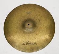 "Zildjian 20"" Symphonic Vienese Ride Cymbal - Previously Owned"