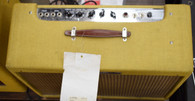 Fender 57 Twin-Amp Hand-Wired Tweed Finish (d)