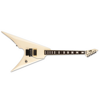 ESP LTD Mike Schleibaum MSV-1 Electric Guitar - Olympic White w/ Case