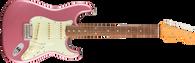 Fender  Vintera® '60s Stratocaster® Modified, Pau Ferro Fingerboard, Burgundy Mist Metallic w/ Deluxe Gigbag