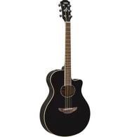 Yamaha APX600 Acoustic-Electric Guitar Black