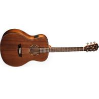 Washburn WLO12SEOU 6 Strings Woodline Orc Acoustic-Electric Guitar