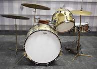 Slingerland Vintage Radio King 3-Piece Drum Set - Previously Owned