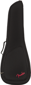 Fender FU610 Tenor Ukulele Gig Bag, Black