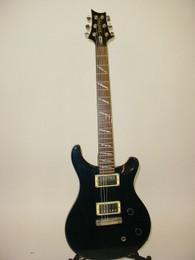 PRS Santana SE Electric Guitar - Transparent Blue - Previously Owned