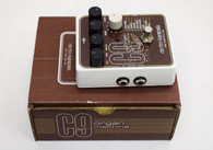 Electro-Harmonix C9 Organ Machine Effect Pedal - Previously Owned