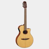 Yamaha NTX1 Nylon String Acoustic-Electric Guitar - Natural