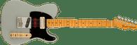 Fender Brent Mason Telecaster®, Maple Fingerboard, Primer Gray w/ Deluxe Black HSC