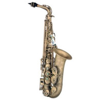 P. Mauriat Professional Alto Saxophone, Rolled Tone Holes, Dark Lacquer, Outfit