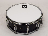 """14"""" x 5"""" Snare Drum with Black Finish - Previously Owned"""