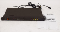 Tascam DBX DW-4D Professional Noise Reduction Unit - Previously Owned