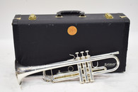 Bach TR200S Silver Plated Bb Trumpet - Previously Owned