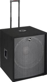 "Electro-Voice Force I Sub E Subwoofer - Passive 350 Watts 1x18"" Black"