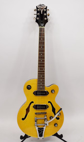 Epiphone Wildkat Semi Hollow Electric Guitar - Previously Owned