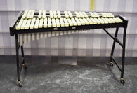 Decatur 2.5 Octave Xylophone with Stand - White - Previously Owned