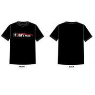 Bill's Logo T-Shirt , Black
