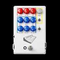JHS Pedals Colour Box V2 Preamp / EQ / Overdrive / Distortion / Fuzz / DI Box