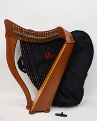 Breton Harps 4001 23-String Harp - Previously Owned