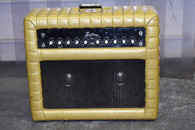 Kustom Vintage K150B Gold Sparkle Combo Guitar Amp - Previously Owned