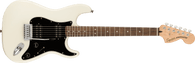 Fender  Affinity Series™ Stratocaster® HH, Laurel Fingerboard, Black Pickguard, Olympic White