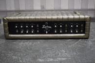 Vintage Kustom K 400B 2 Bass Amp Head - Gray Sparkle  - Previously Owned
