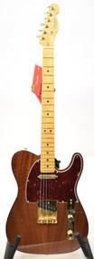 Fender Rarities Red Mahogany Top Telecaster Electric Guitar - Figured Red Mahogany Top