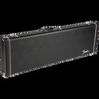 Fender G&G Deluxe Hardshell Case for Precision Bass Black Orange Plush Interior