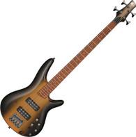 Ibanez Standard SR370E Bass Guitar - Surreal Black Dual Fade Gloss