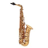 P Mauriat PMSA-185 Alto Saxophone, Gold Lacquer with Case