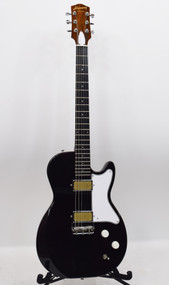 Harmony Jupiter Electric Guitar - Space Black - Previously Owned