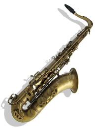 Bauhaus TM2-E Earth Series Pre-Aged Tenor Saxophone