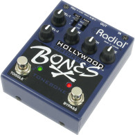 Radial Bones Hollywood Distortion Guitar Effects Pedal - R800 7100 00