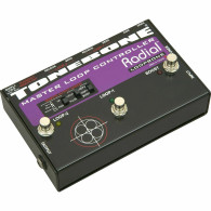 Radial Tonebone Loopbone Guitar Pedalboard Controller