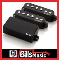 EMG SV/SV/81 Guitar Pickup Combination Set - Black