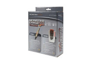 Monster Rock Guitar Instrument Cable and Pro 200 PowerCenter Performance Pack