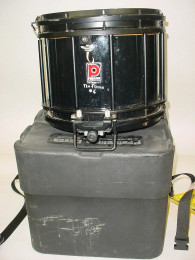 """Premier High Tension Marching Snare - 14"""" x 12"""" INCLUDES CASE - Previously Owned"""
