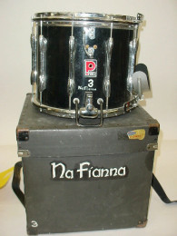 """Premier Marching Snare - 14"""" x 12"""" INCLUDES CASE -  Previously Owned"""