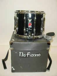 """Premier Marching Snare - 14"""" x 12"""" with Case - Previously Owned"""