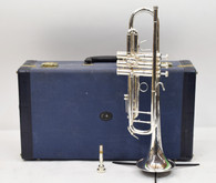 B & S Challenger Model 3137 Trumpet w/ Case - Previously Owned