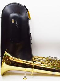 Allora AATU-105P 4-Valve 3/4 Tuba w/ Case - Previously Owned