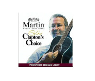 Martin MEC12 Clapton's Choice Acoustic Strings Light 12-54 COLLECTORS DECAL Included