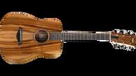 Taylor Baby Taylor BTe-Koa Acoustic-Electric Guitar - Natural Koa